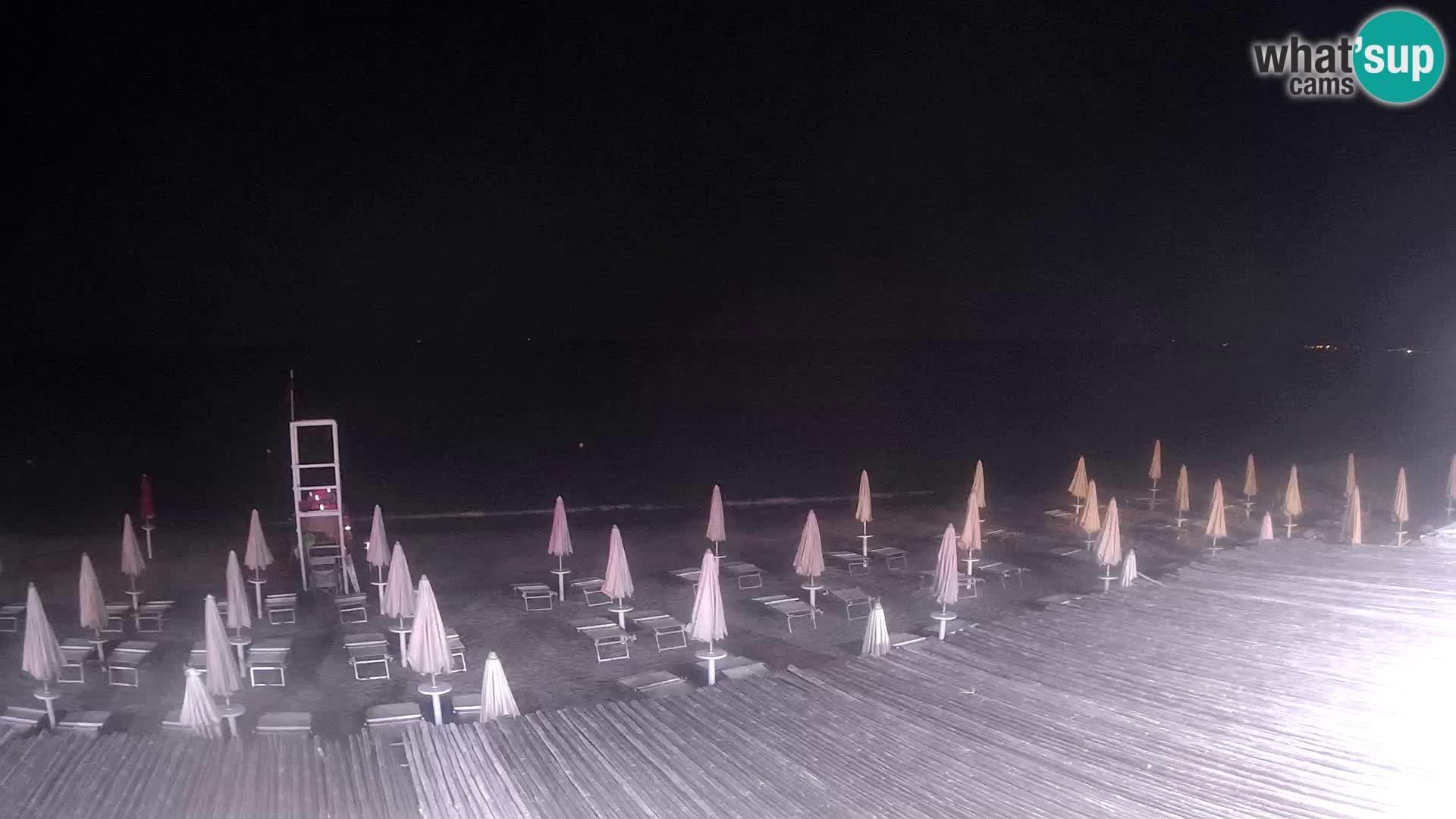 Live webcam spiaggia di Platamona – Sassari – Sardegna