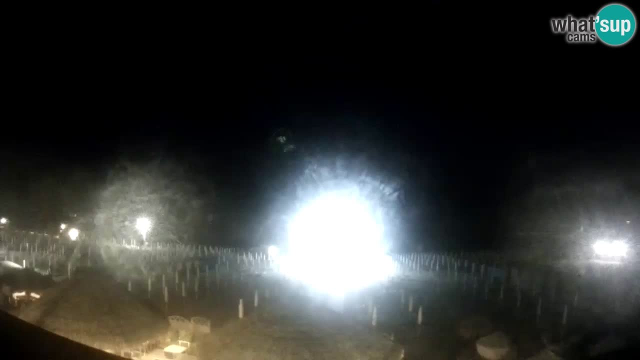Webcam Sottomarina – plage – Bagni Oasi