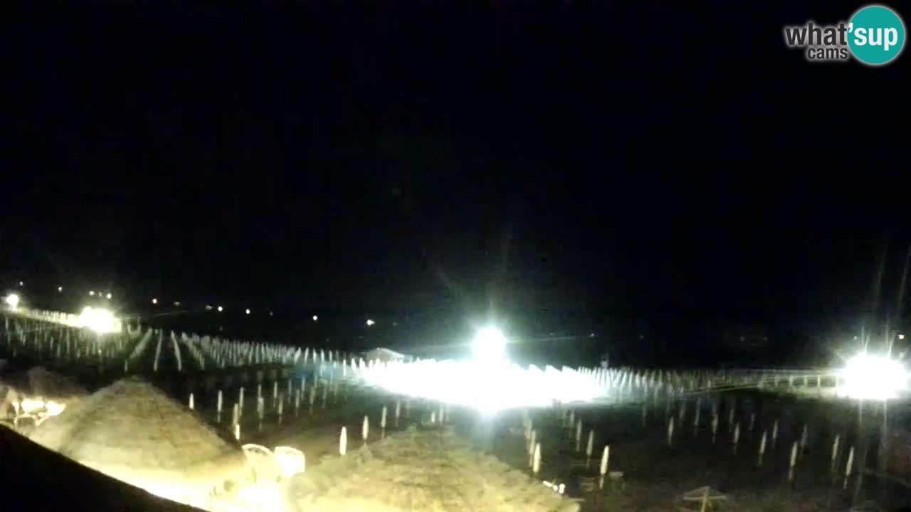 Web Kamera Sottomarina – plaža – Bagni Oasi