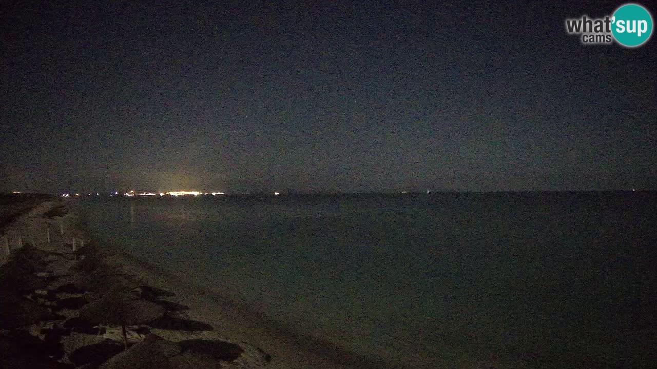 Strand Le Saline webcam Stintino – Sardinien