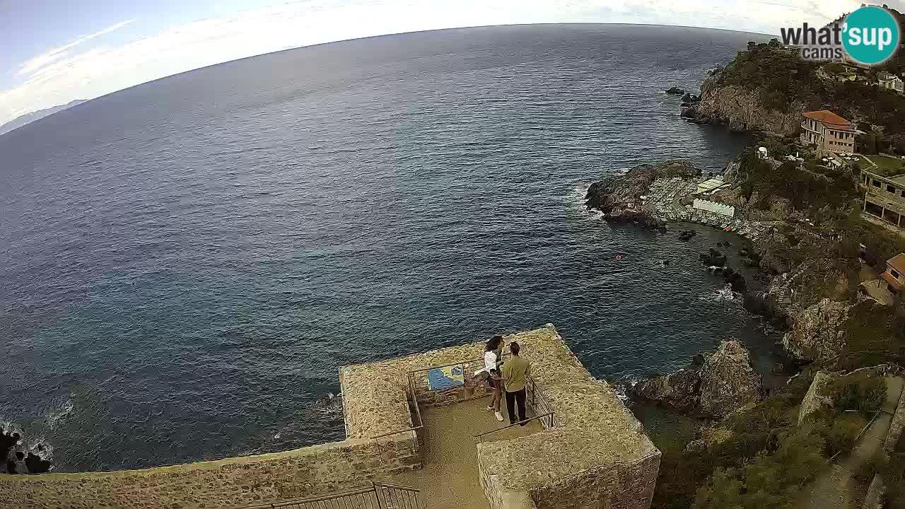Livecam Talamone – Rocca Aldobrandesca