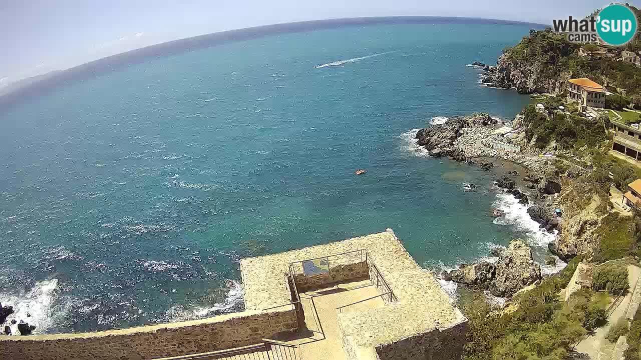 Spletna kamera Talamone – Rocca Aldobrandesca