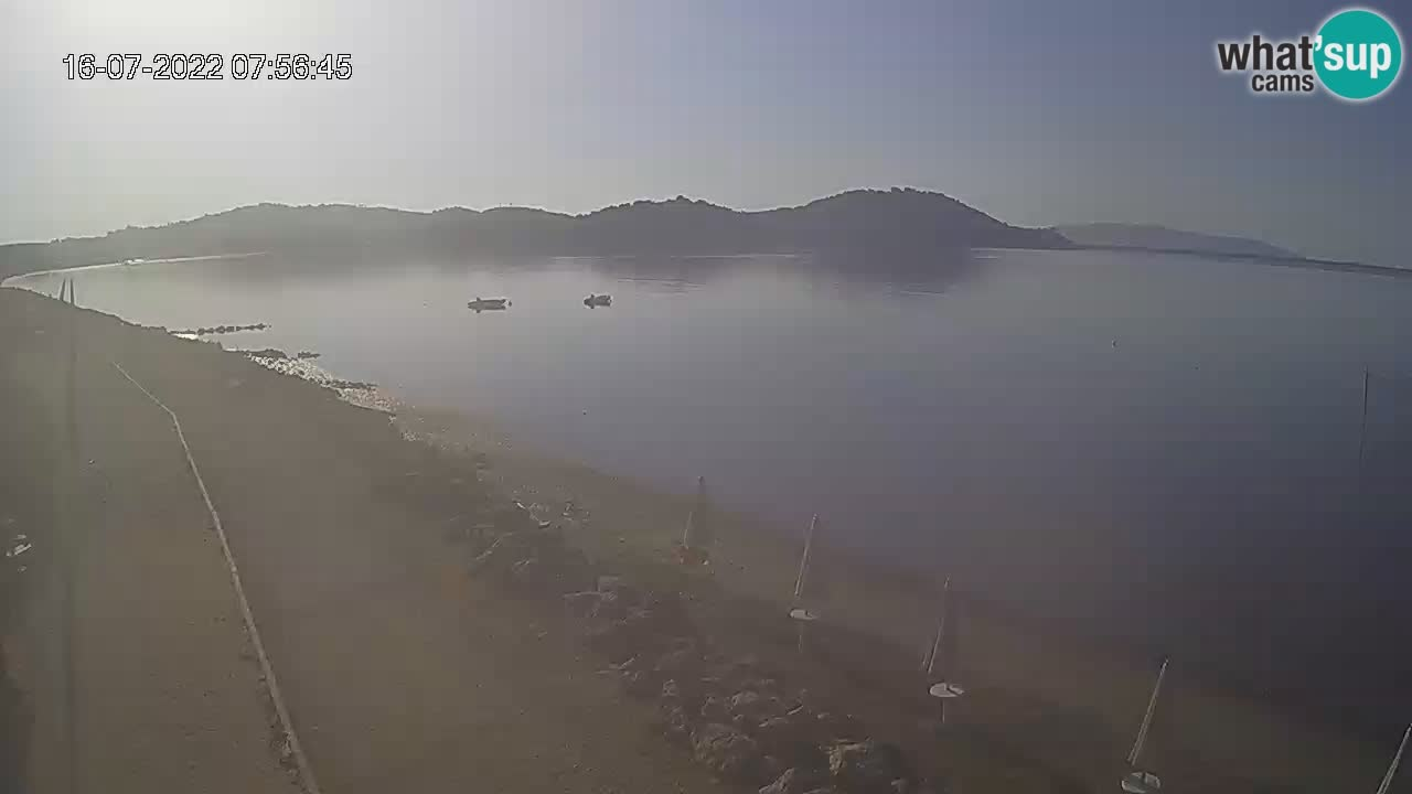 Kamera v živo zaliv Talamone – Wind Surf e Kite Surf
