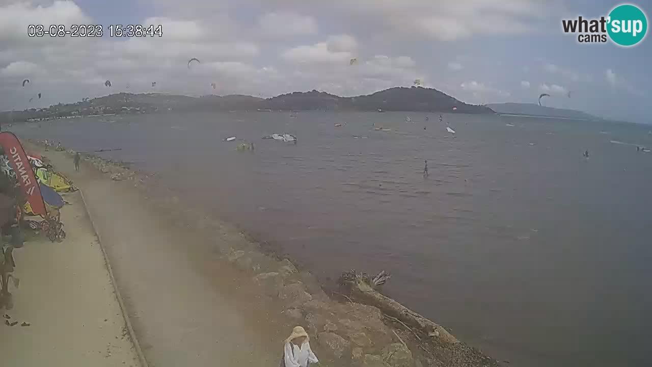 Web kamera zaljiv Talamone – Wind Surf e Kite Surf