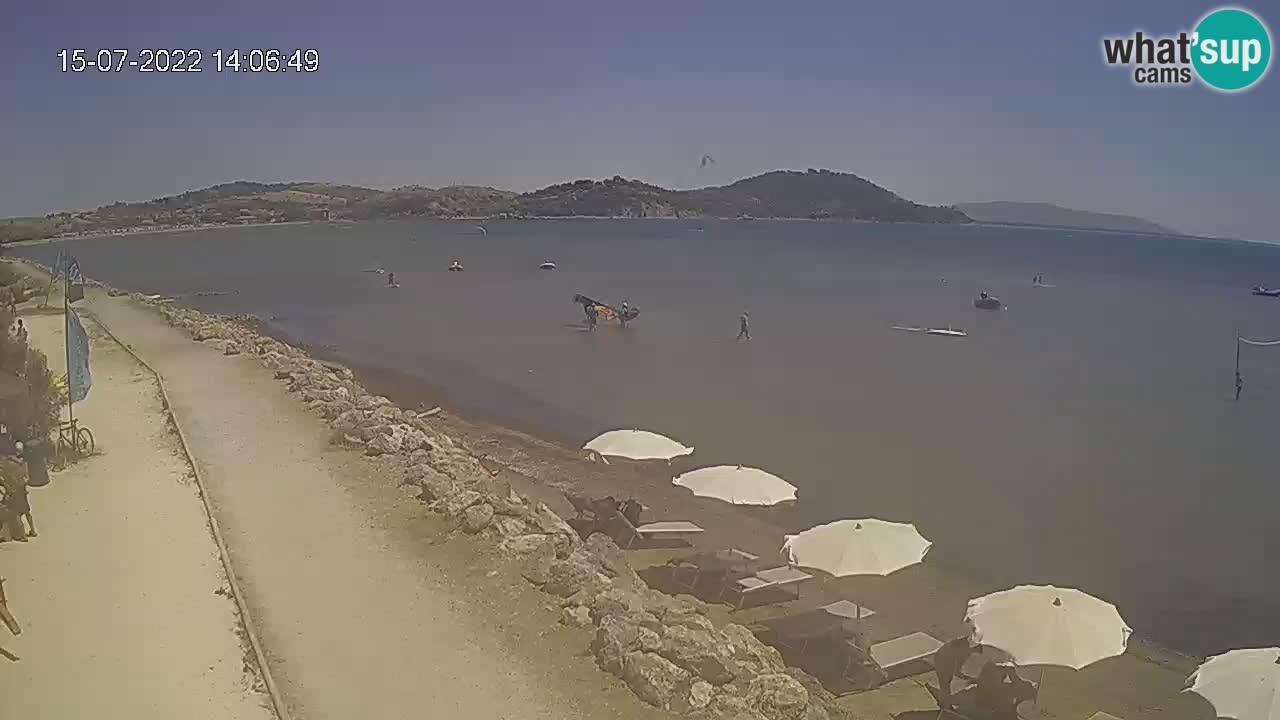 Live cam Baia di Talamone – Wind Surf e Kite Surf