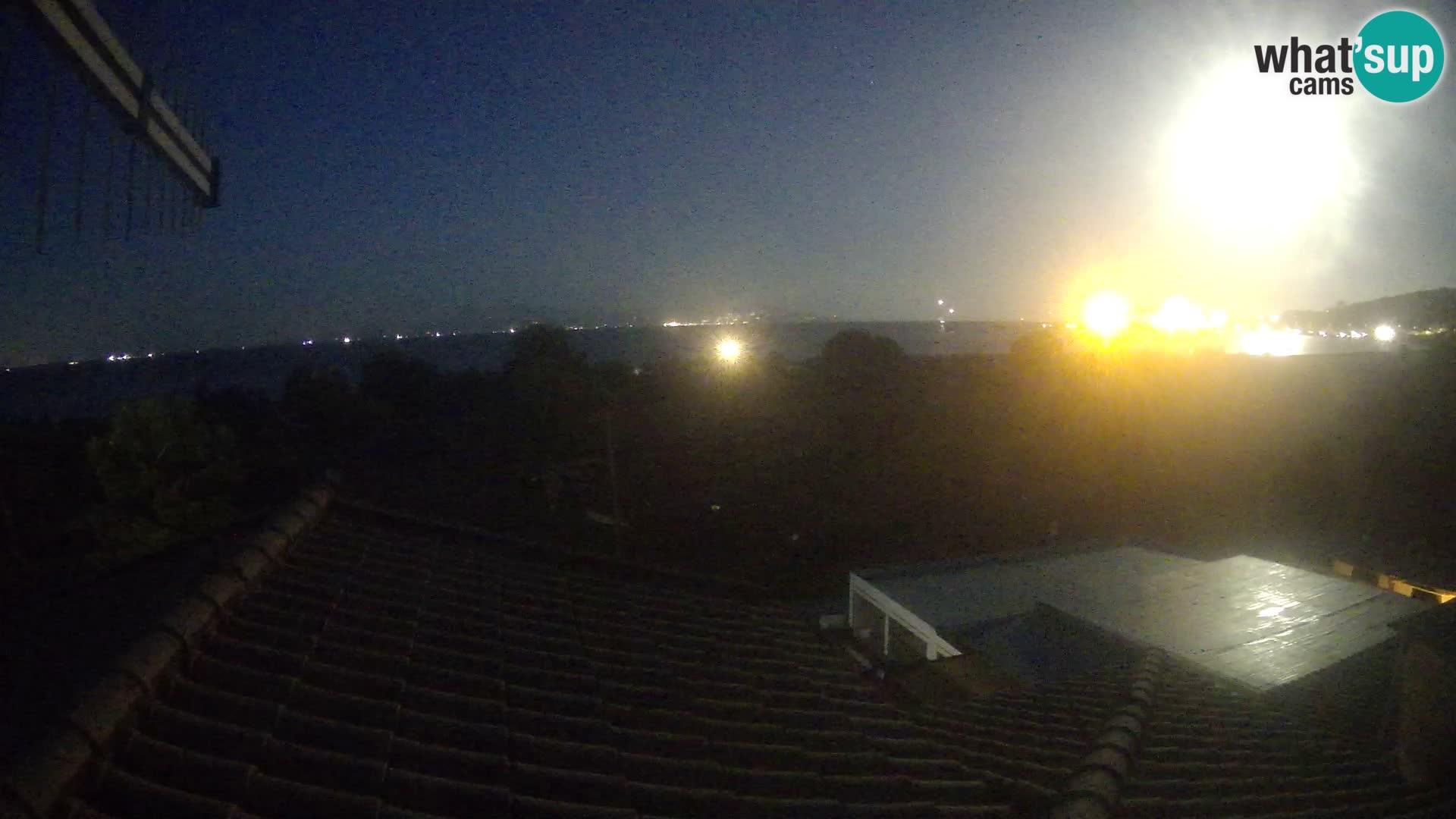 Spletna kamera Talamone Orbetello – Toskana – pogled na zaliv