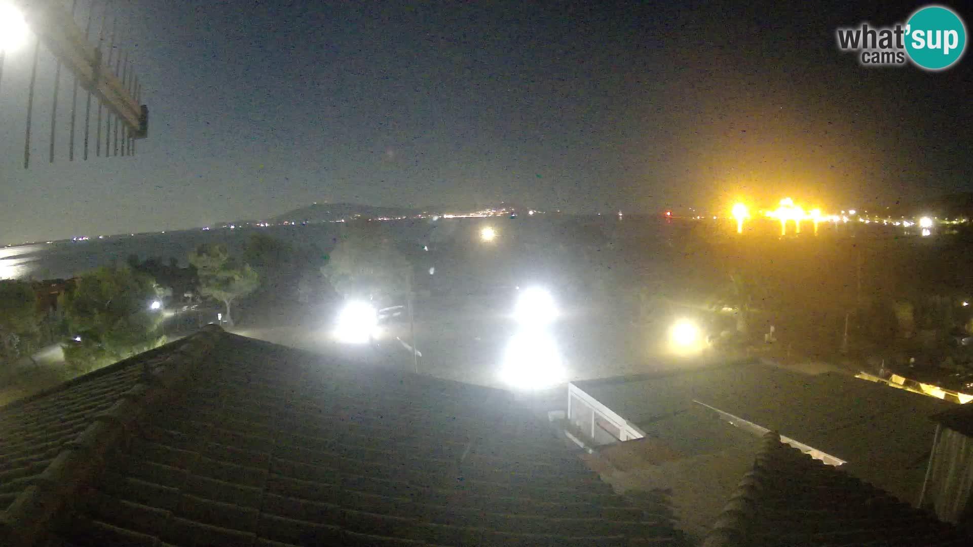 Talamone Webcam Orbetello – Toskana – Blick auf den Golf