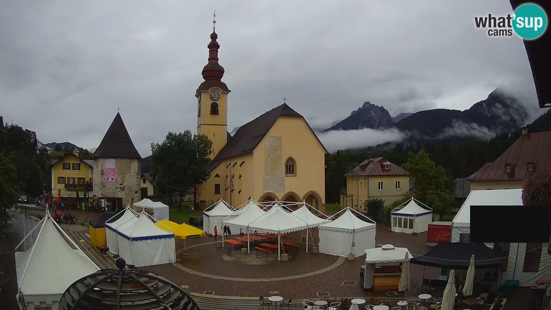 Tarvisio –  Unità Square / SS.Pietro and Paolo Apostoli Church