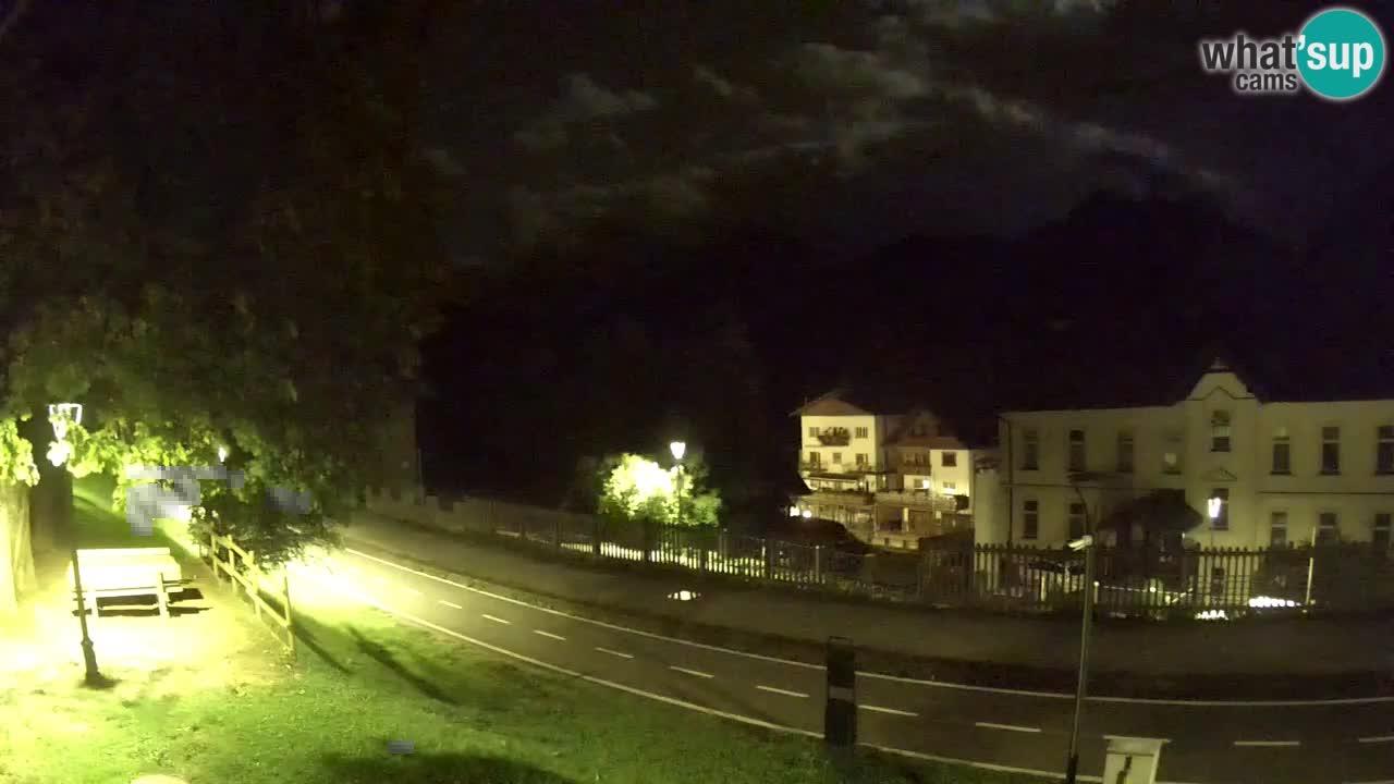 Webcam Tarvisio – piste cyclable e Mangart