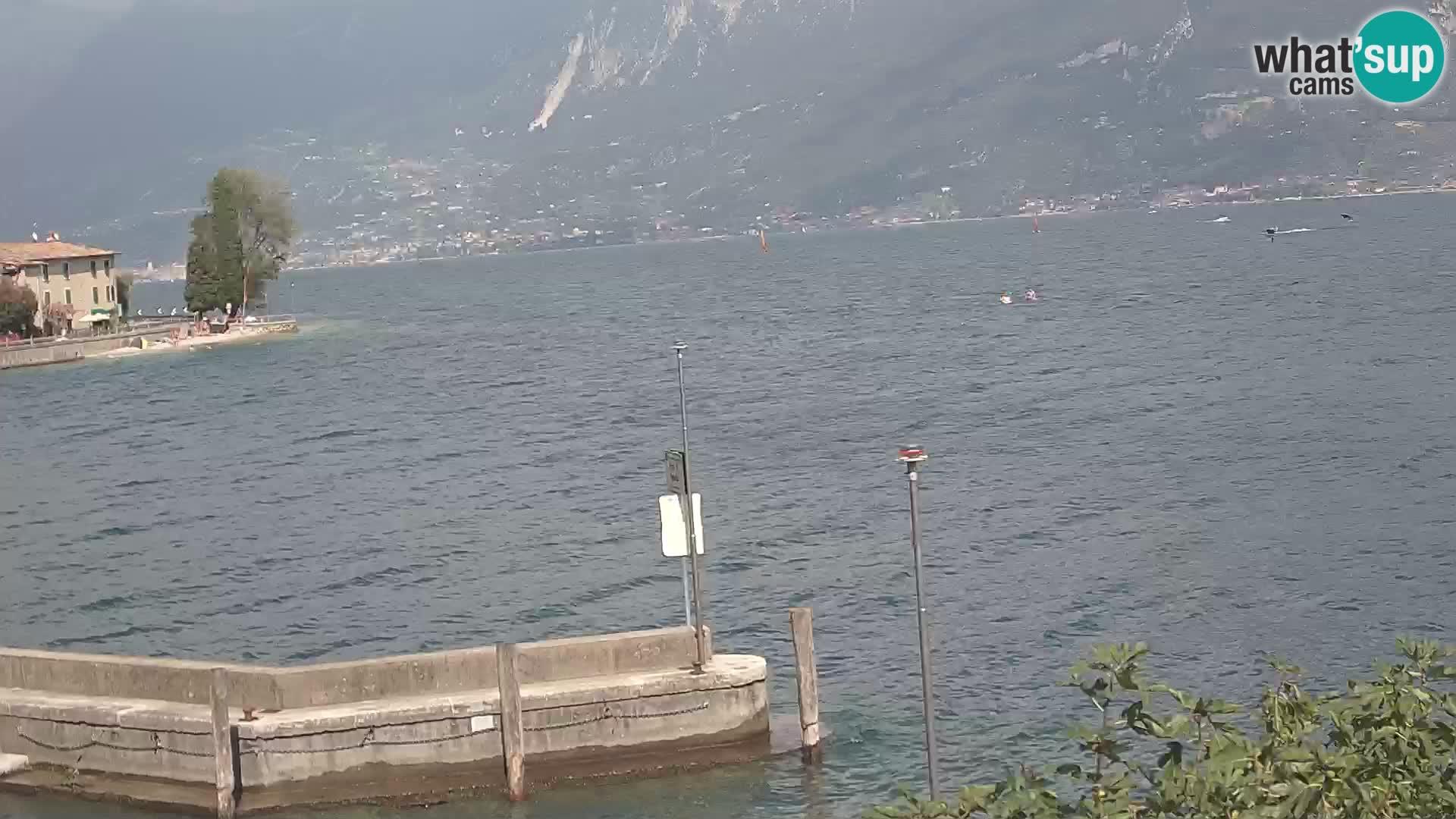 PRA' DE LA FAM – Porto di Tignale – Windsurfer Gardsko jezero
