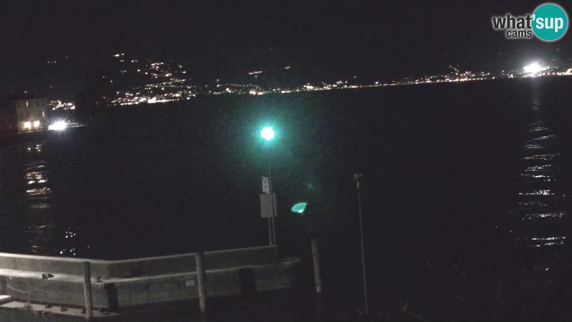 PRA' DE LA FAM – Porto di Tignale – Windsurfer lac de Garde