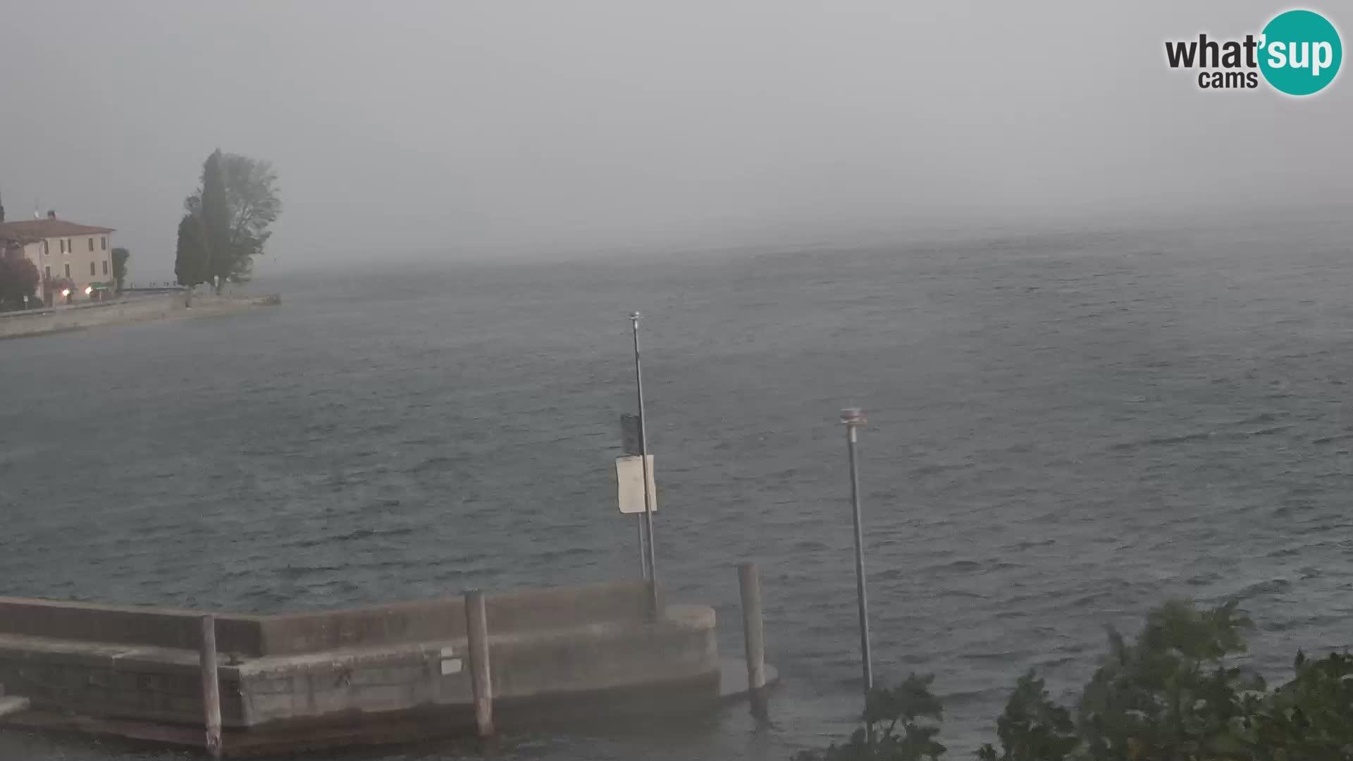 Webcam PRA' DE LA FAM – Porto di Tignale – Windsurfer Garda Lake