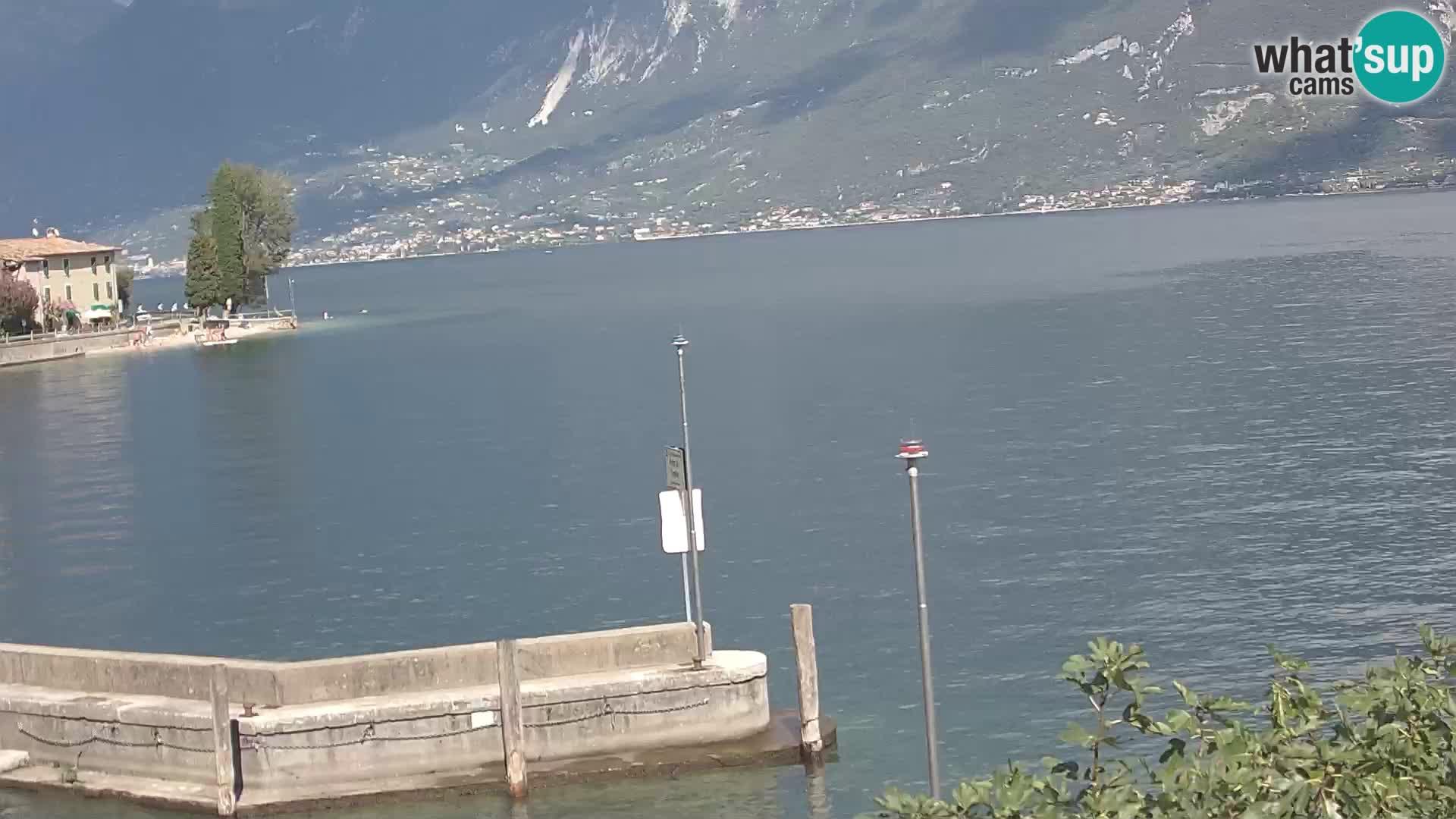 PRA' DE LA FAM – Porto di Tignale – Windsurfer Gardasee