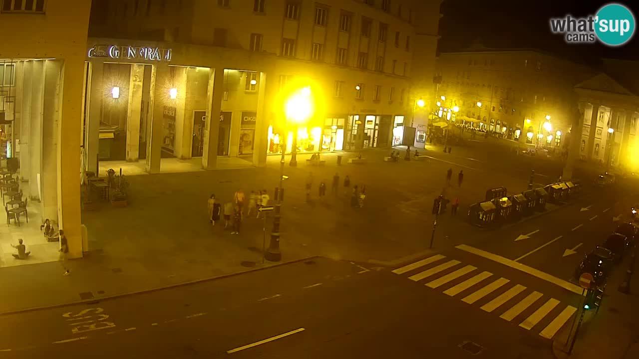 Trieste – Platz Borsa