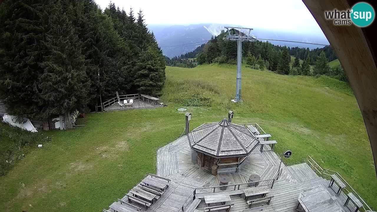 Ski resort Zoncolan mountain – Goles