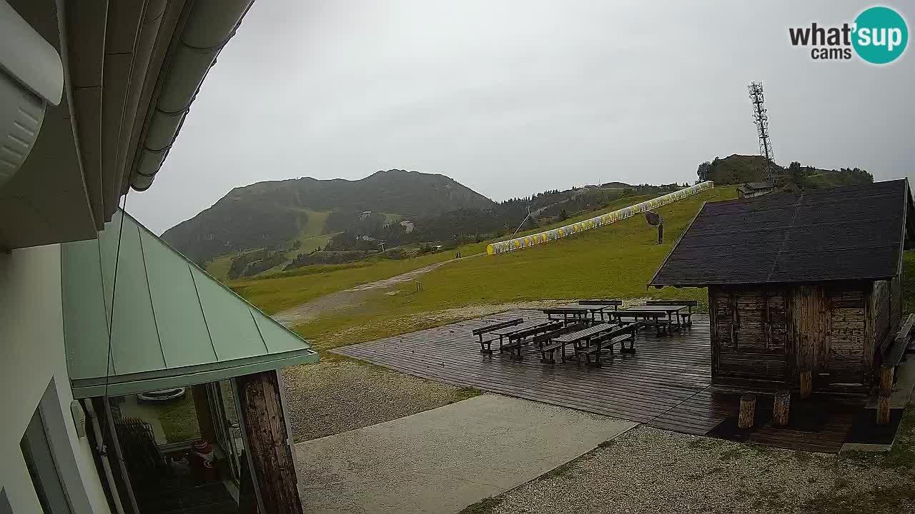 Ski resort Zoncolan – Al Cubo