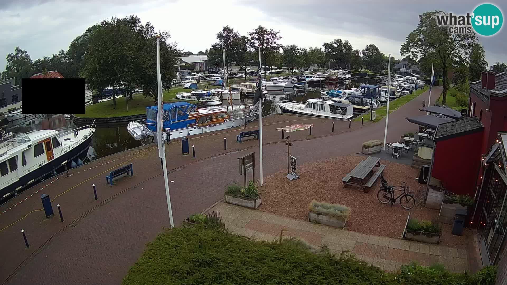 Le port de Joure livecam