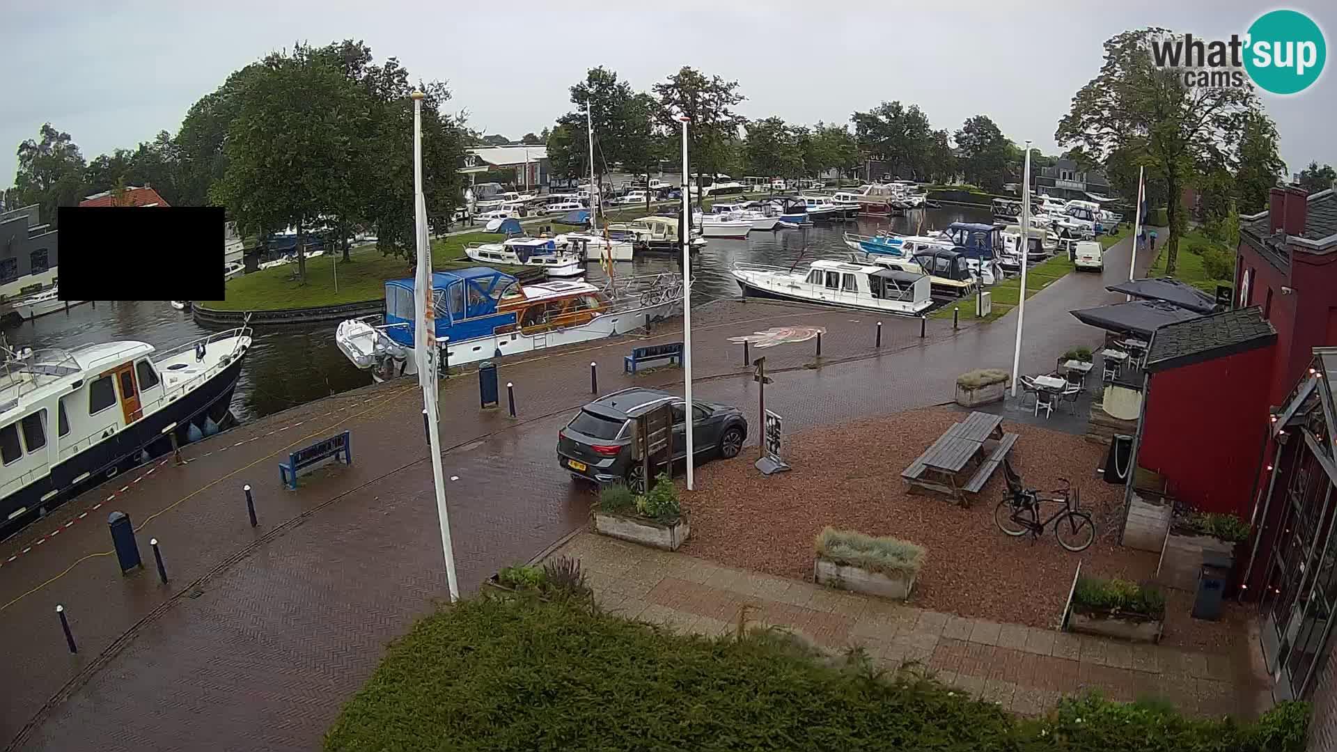 El puerto di Joure camera en vivo
