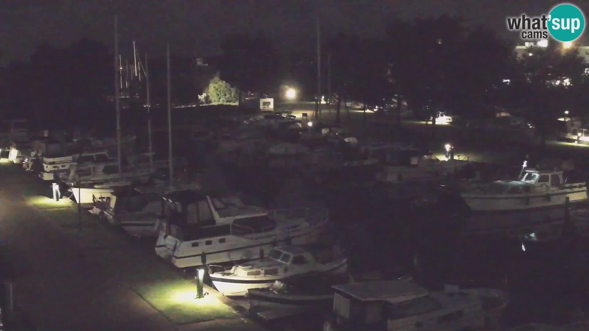 Le port de Joure webcam – vue du moulin à vent