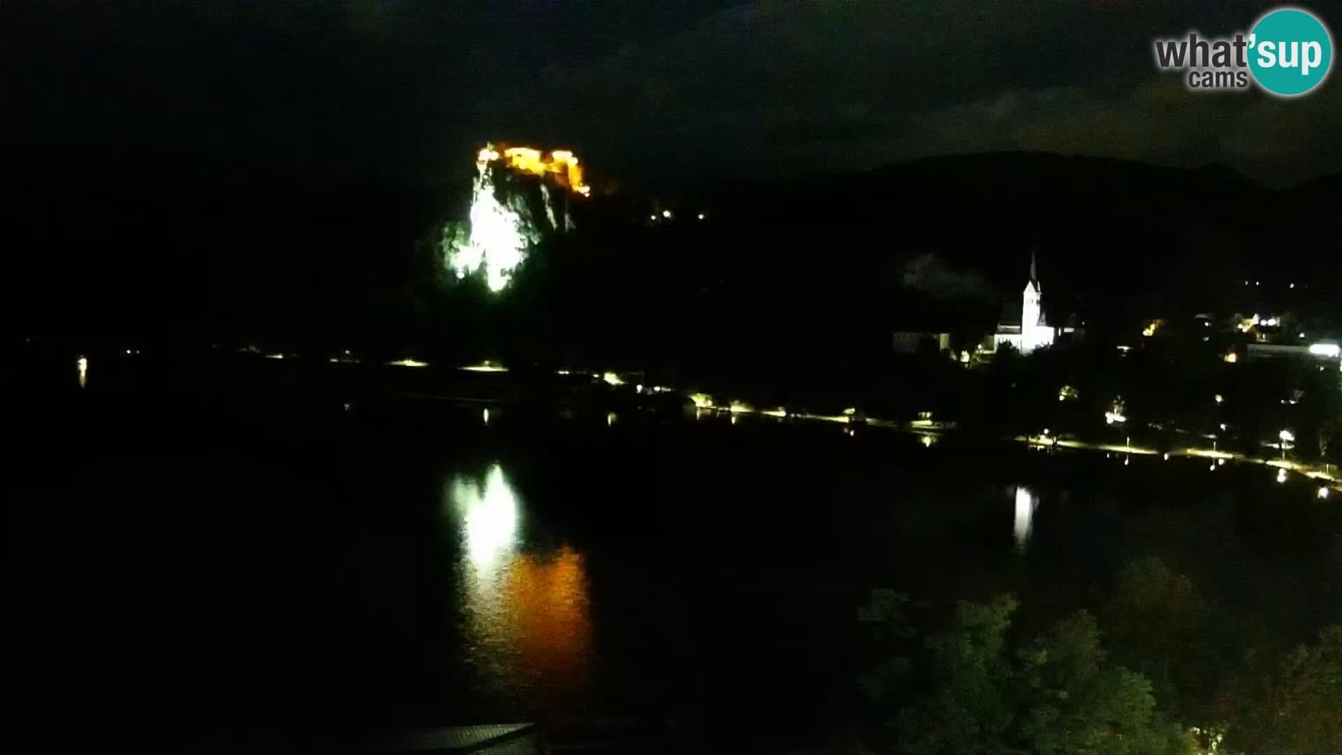 Panorama Blejskega jezera