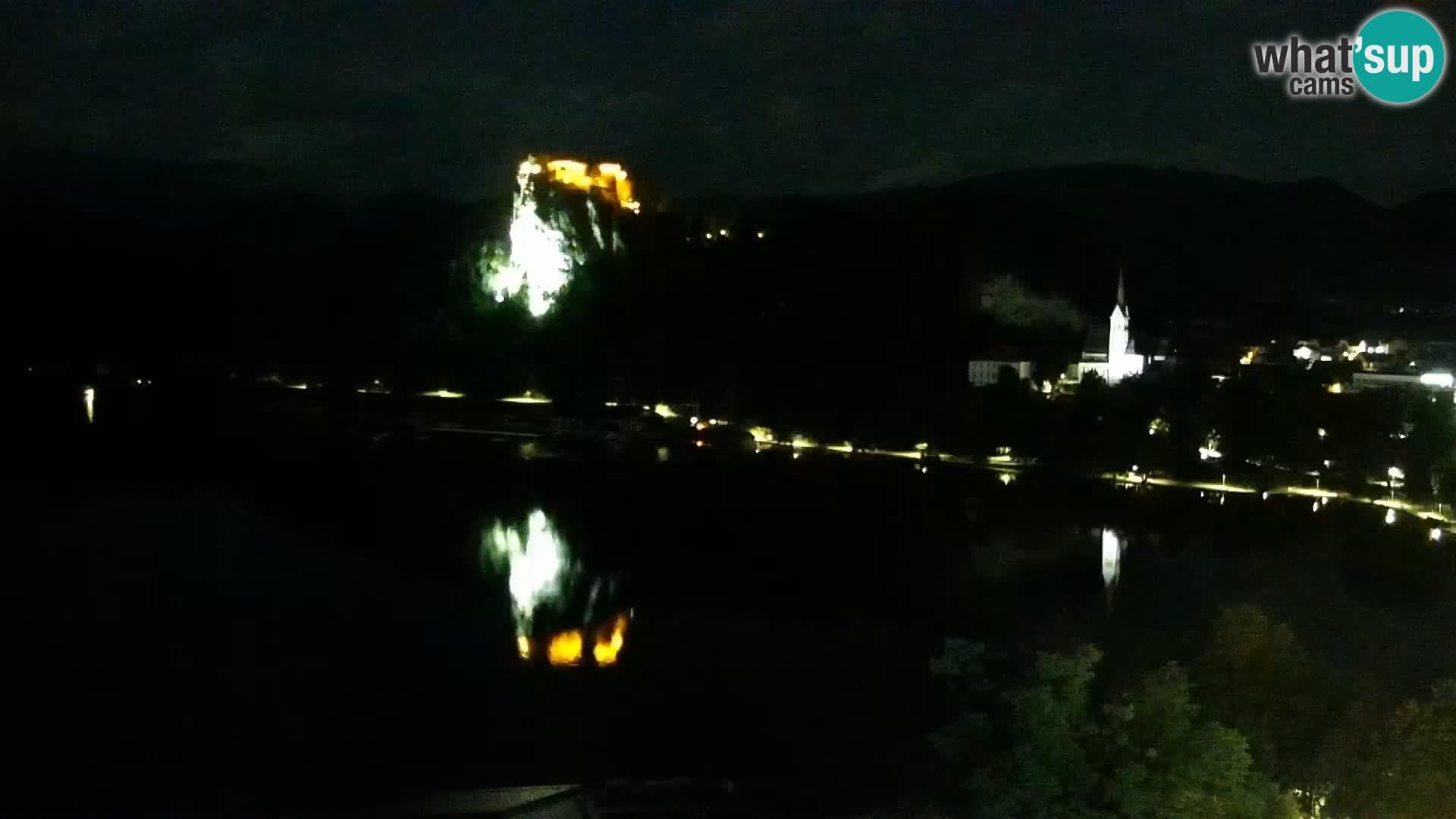 Panorama of Lake Bled