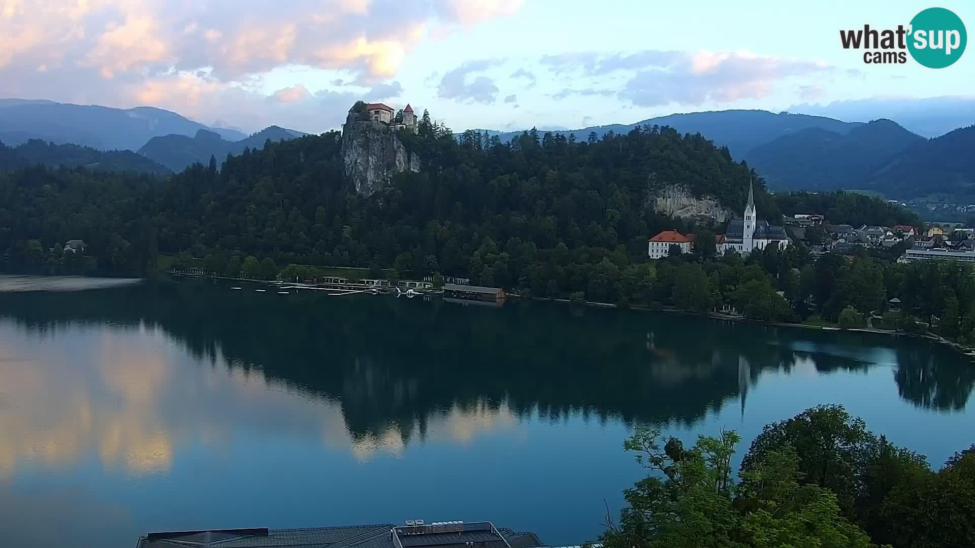 Panorama Bledskog jezera