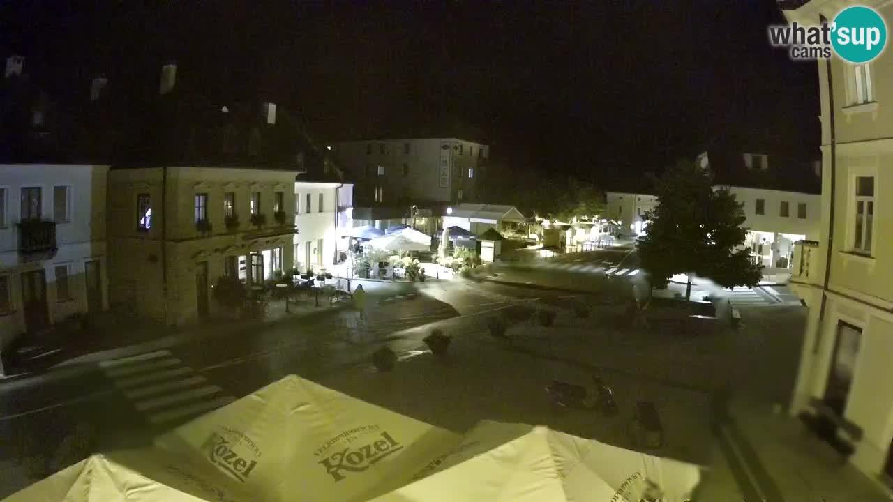 Glavni trg v Bovcu