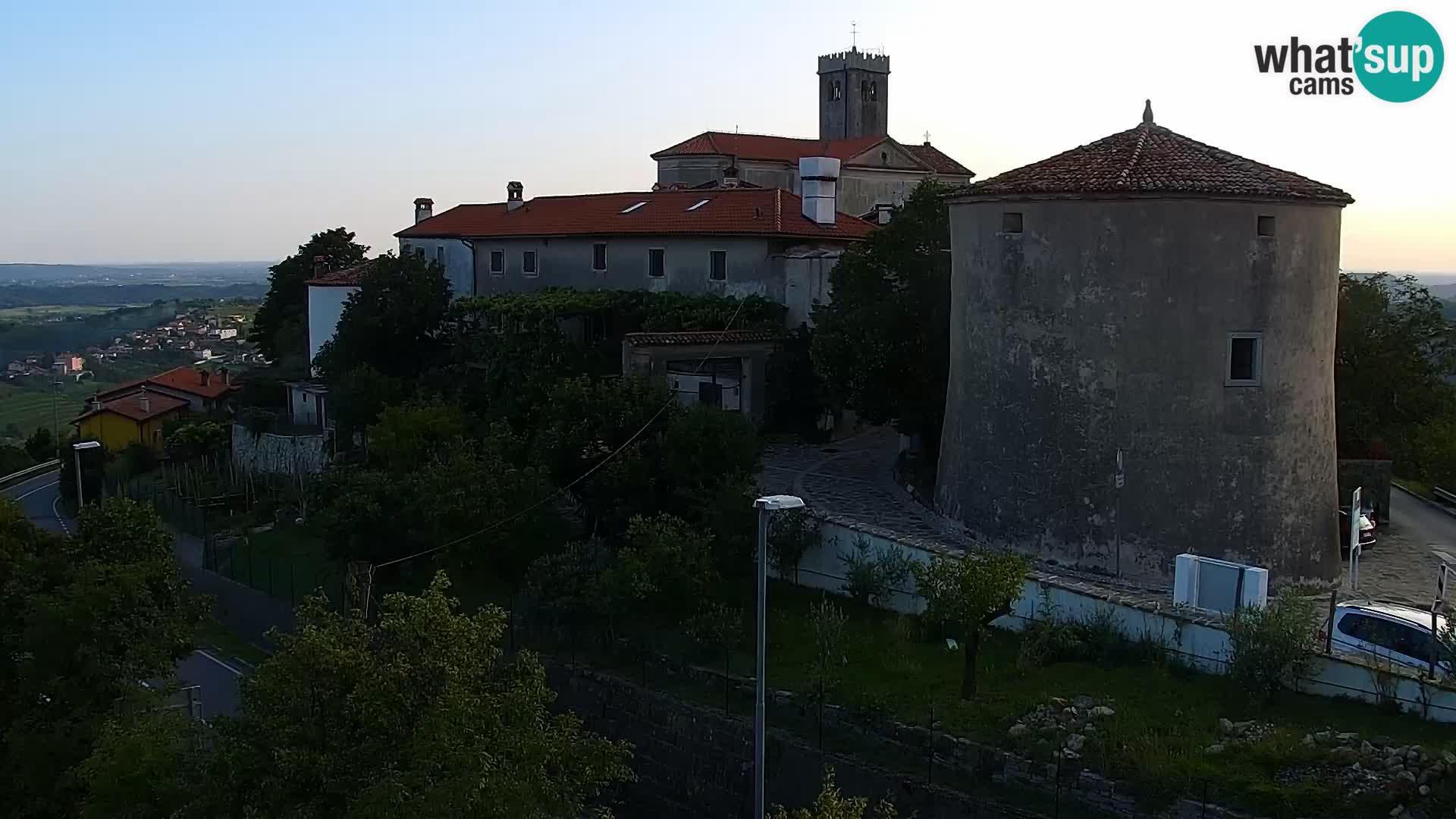 LEOBEN Šmartno webcam Brda – Hotel San Martin