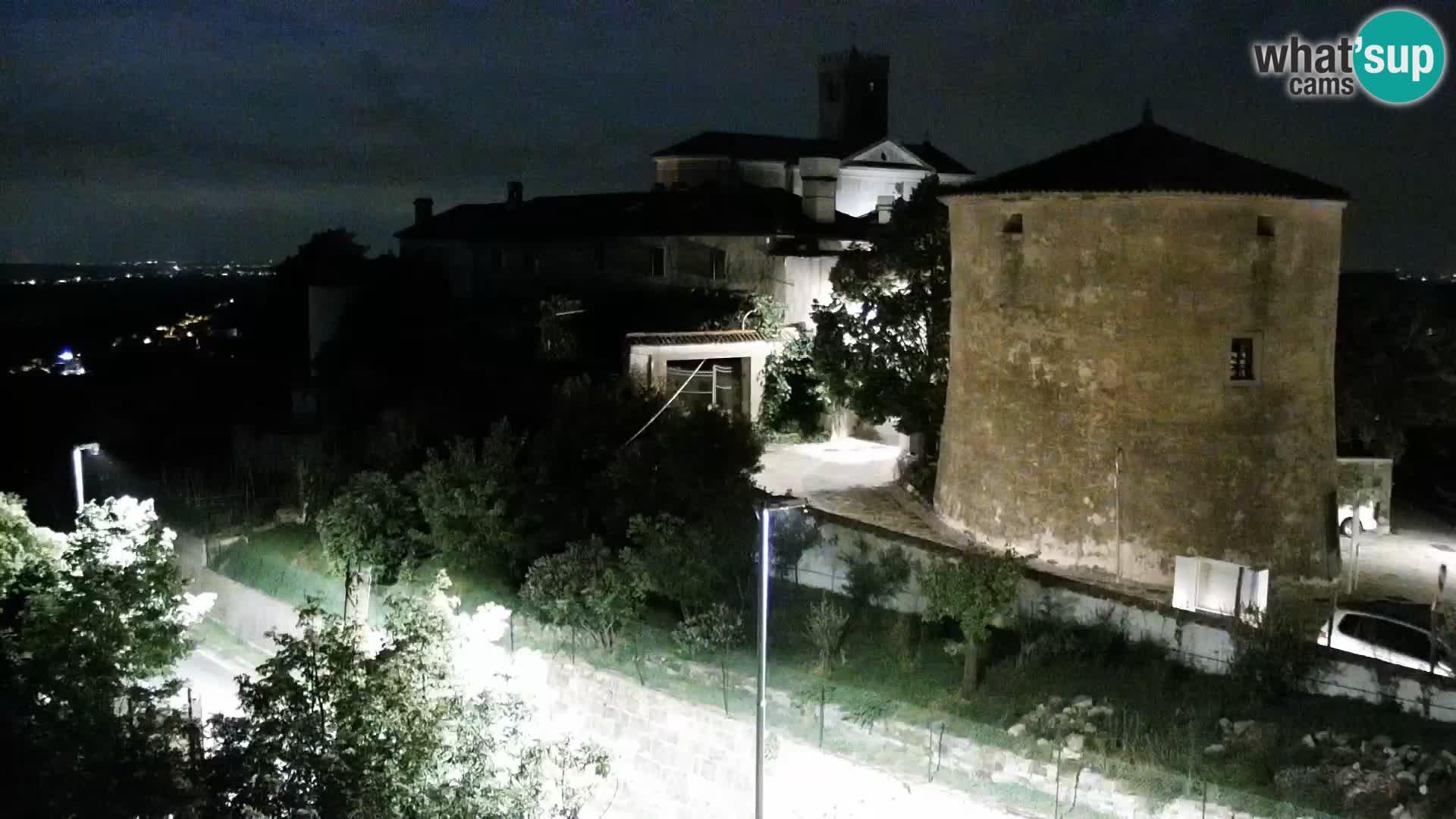 Camera en vivo Šmartno Brda – Hotel San Martin
