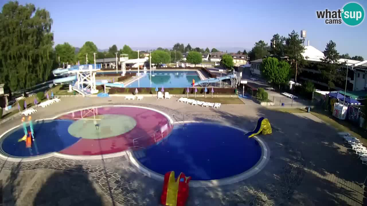 Celje – piscina al aire libre