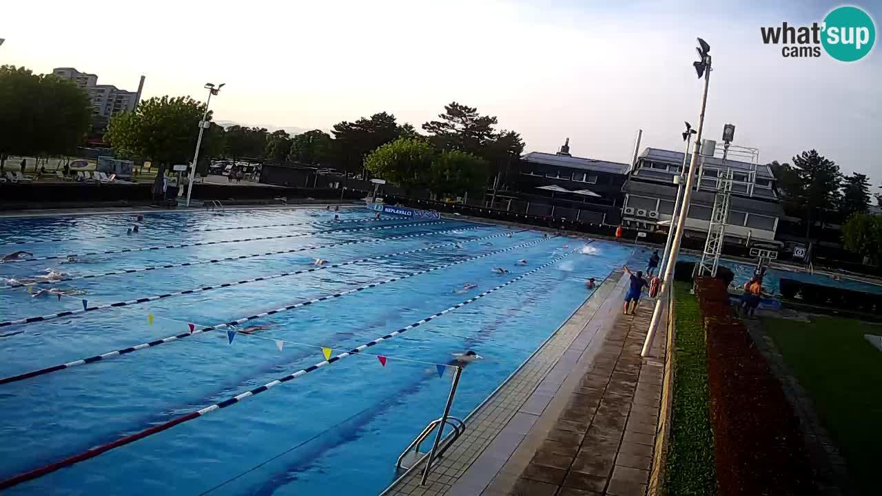 Web kamera Celje – Godišnji bazen za kupanje – glavni bazen