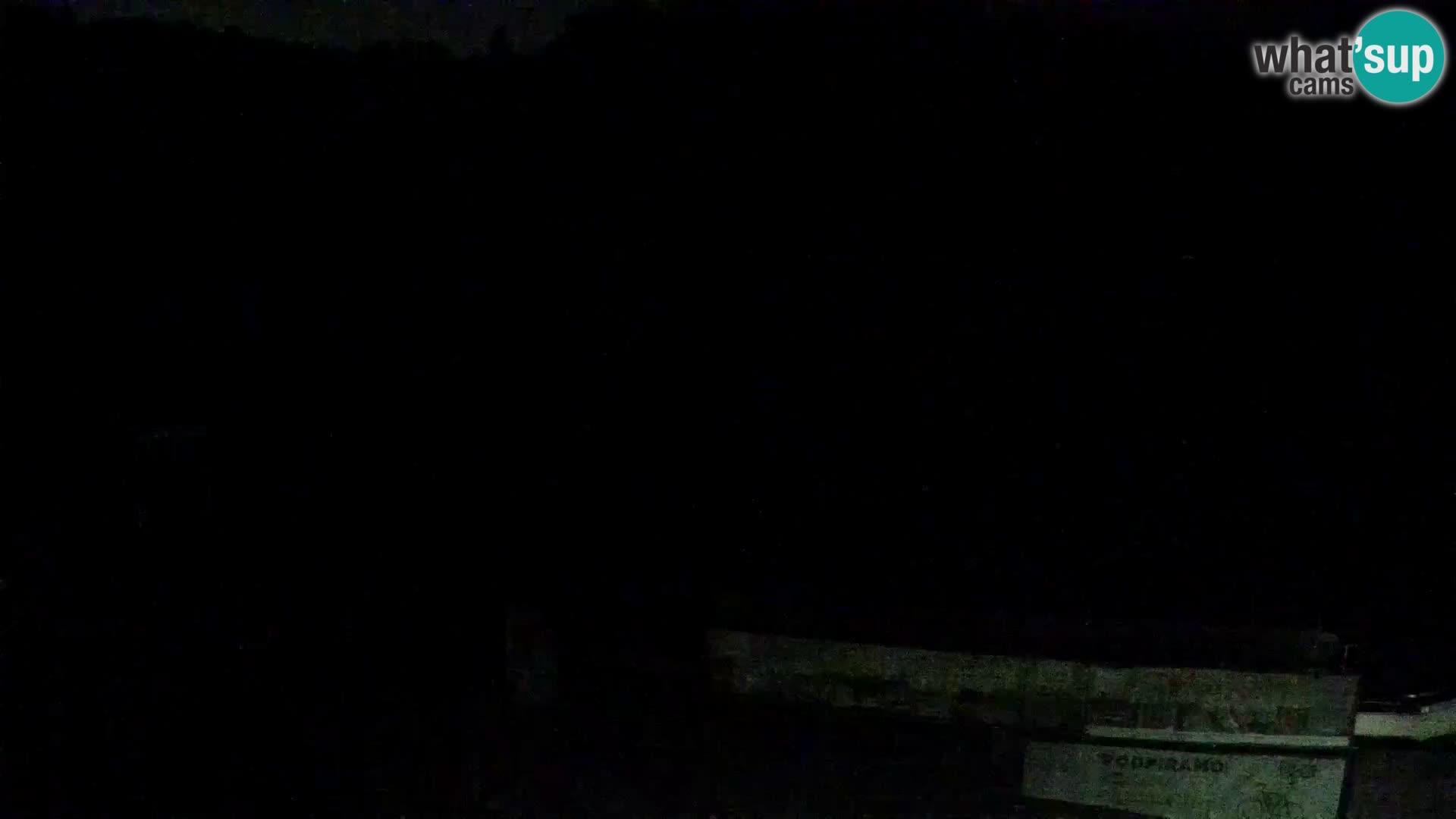 Celjska Koča – view from hotel