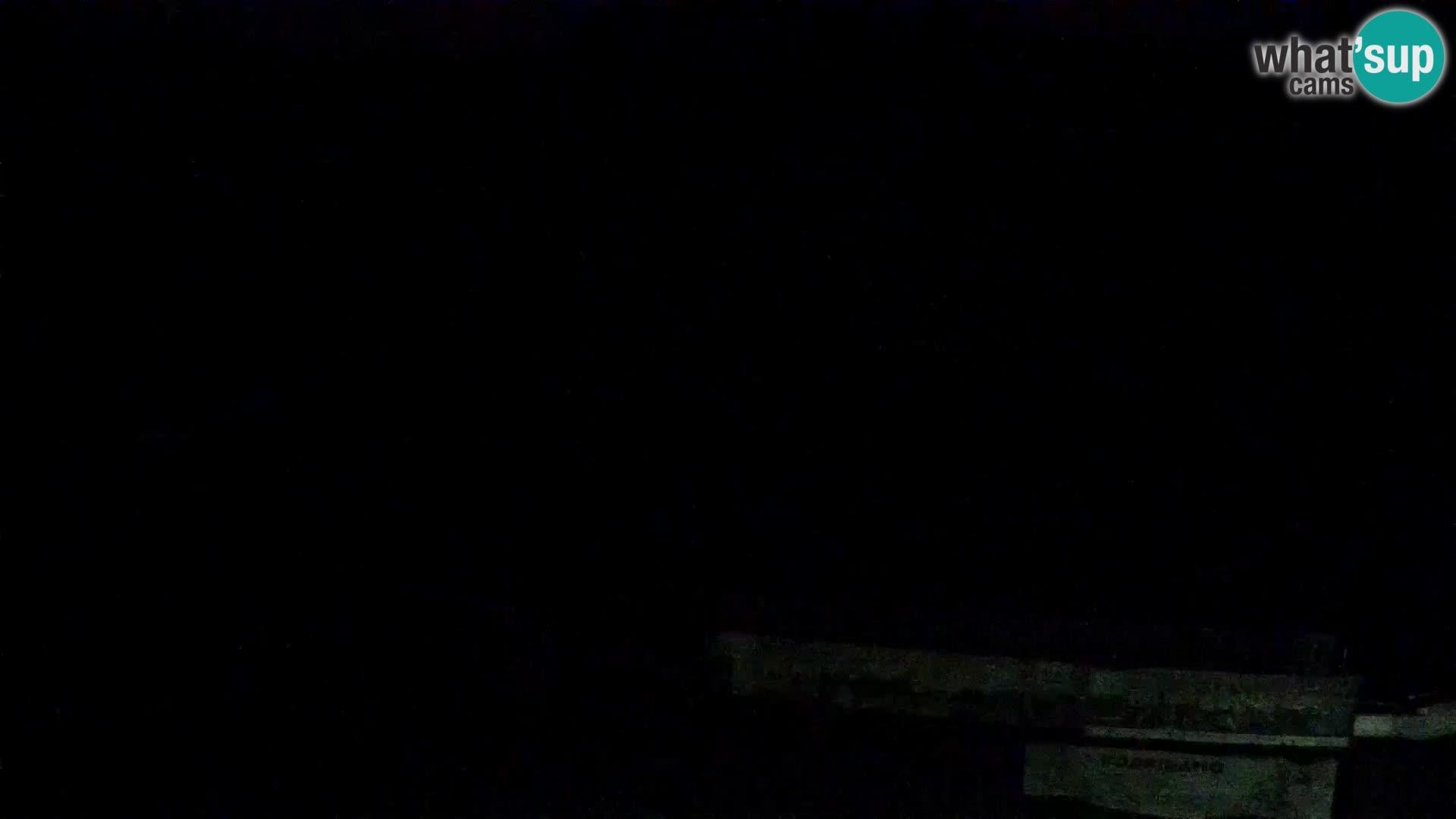 Celjska Koča – vista dall'hotel