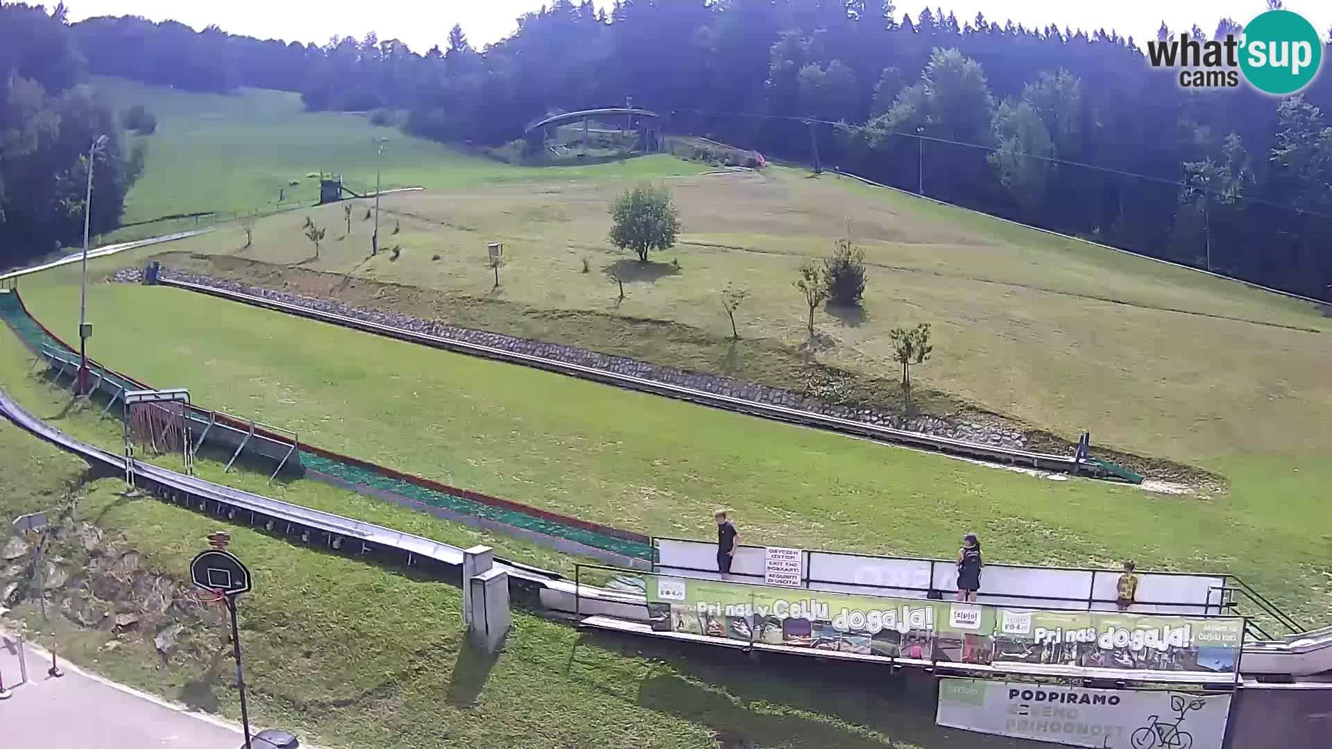 Celjska Koča – vue de l'hôtel