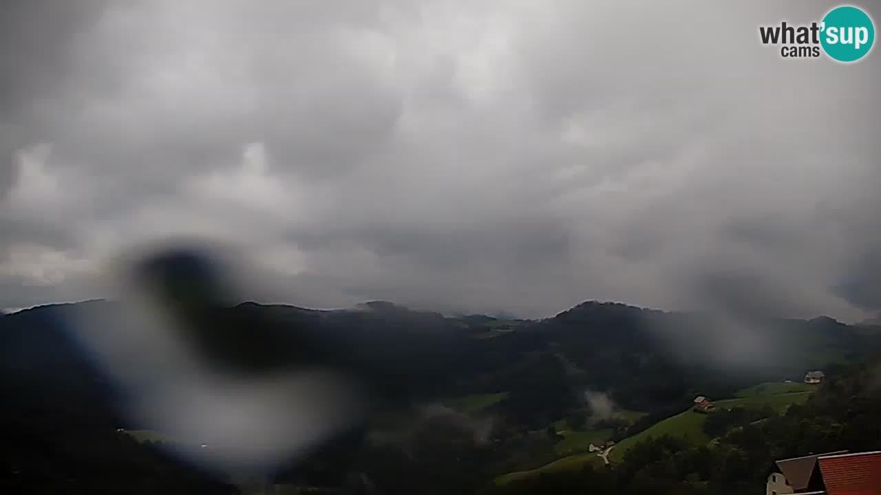 LIVE webcam Kmetija Na Lanišah – Cerkno