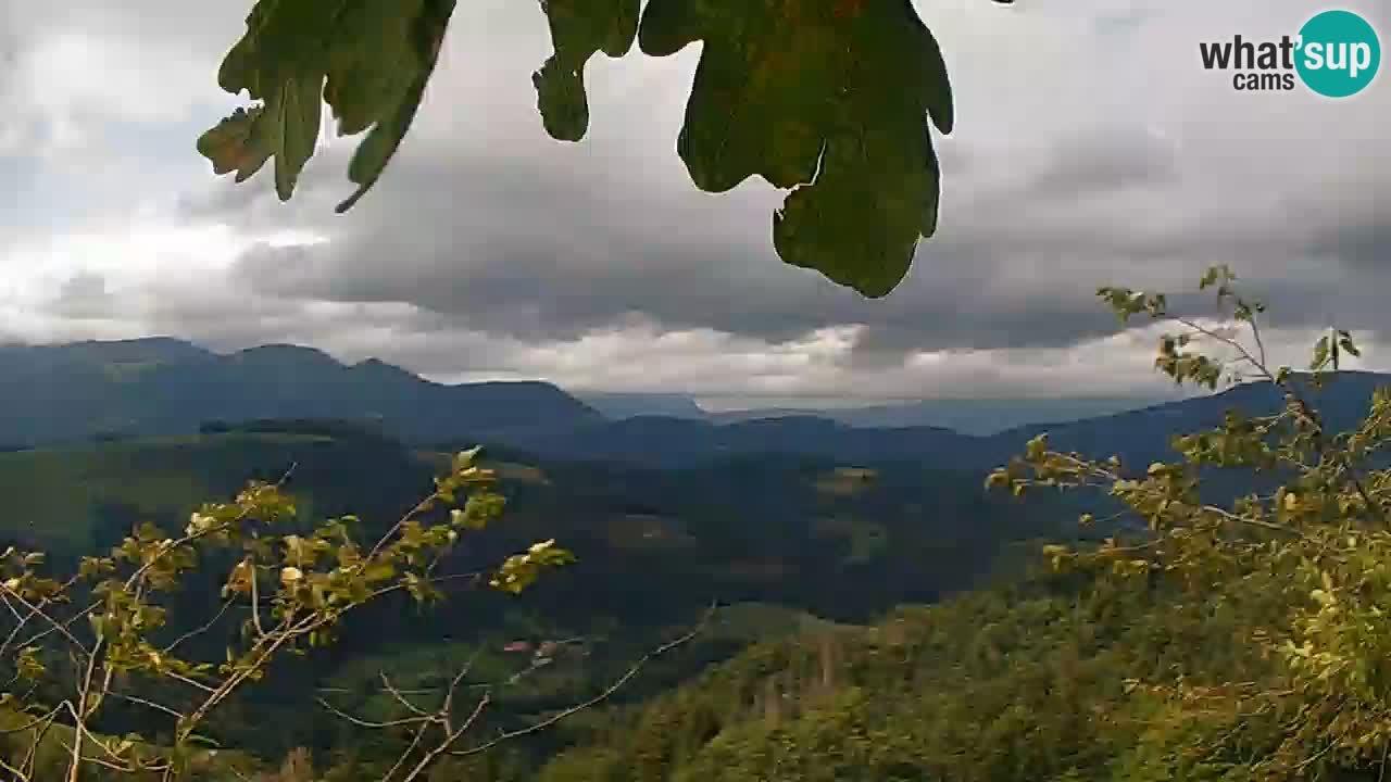 Camera en vivo Kmetija Na Lanišah – Cerkno