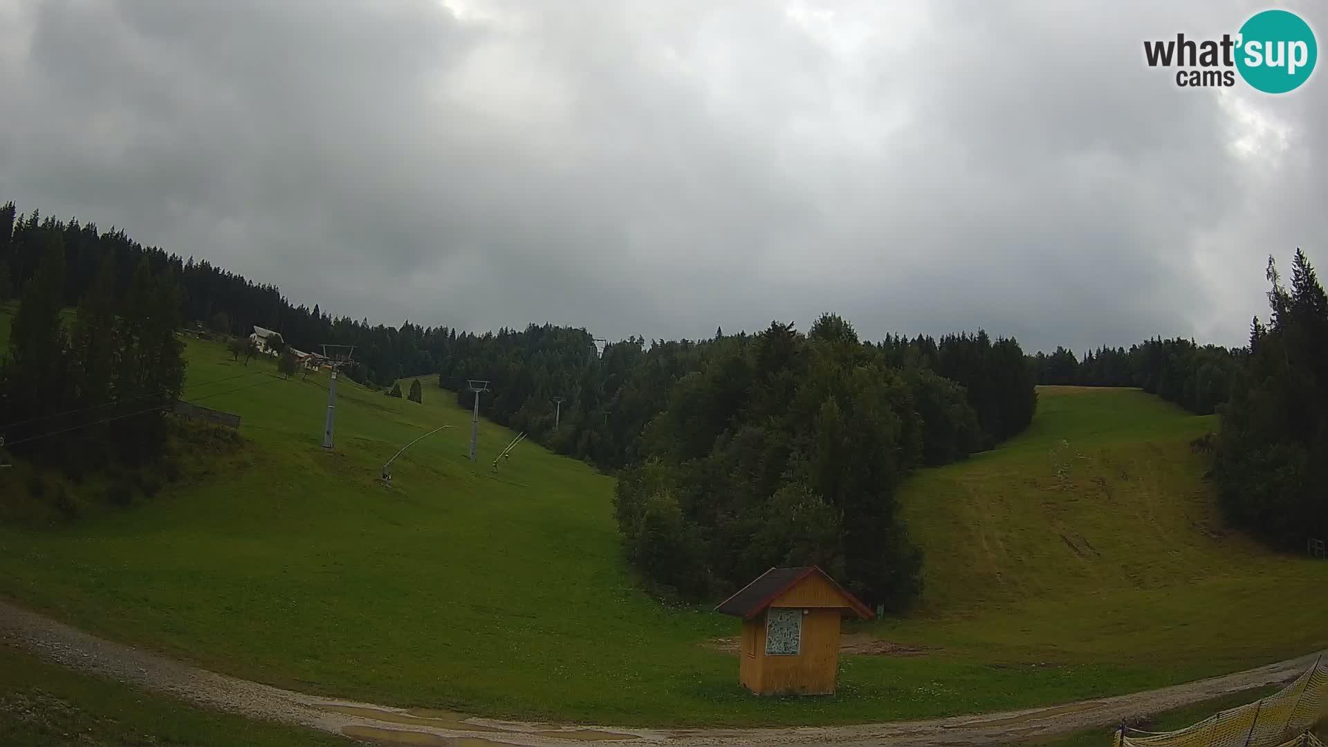 Skigebiet Cerkno – Brdo