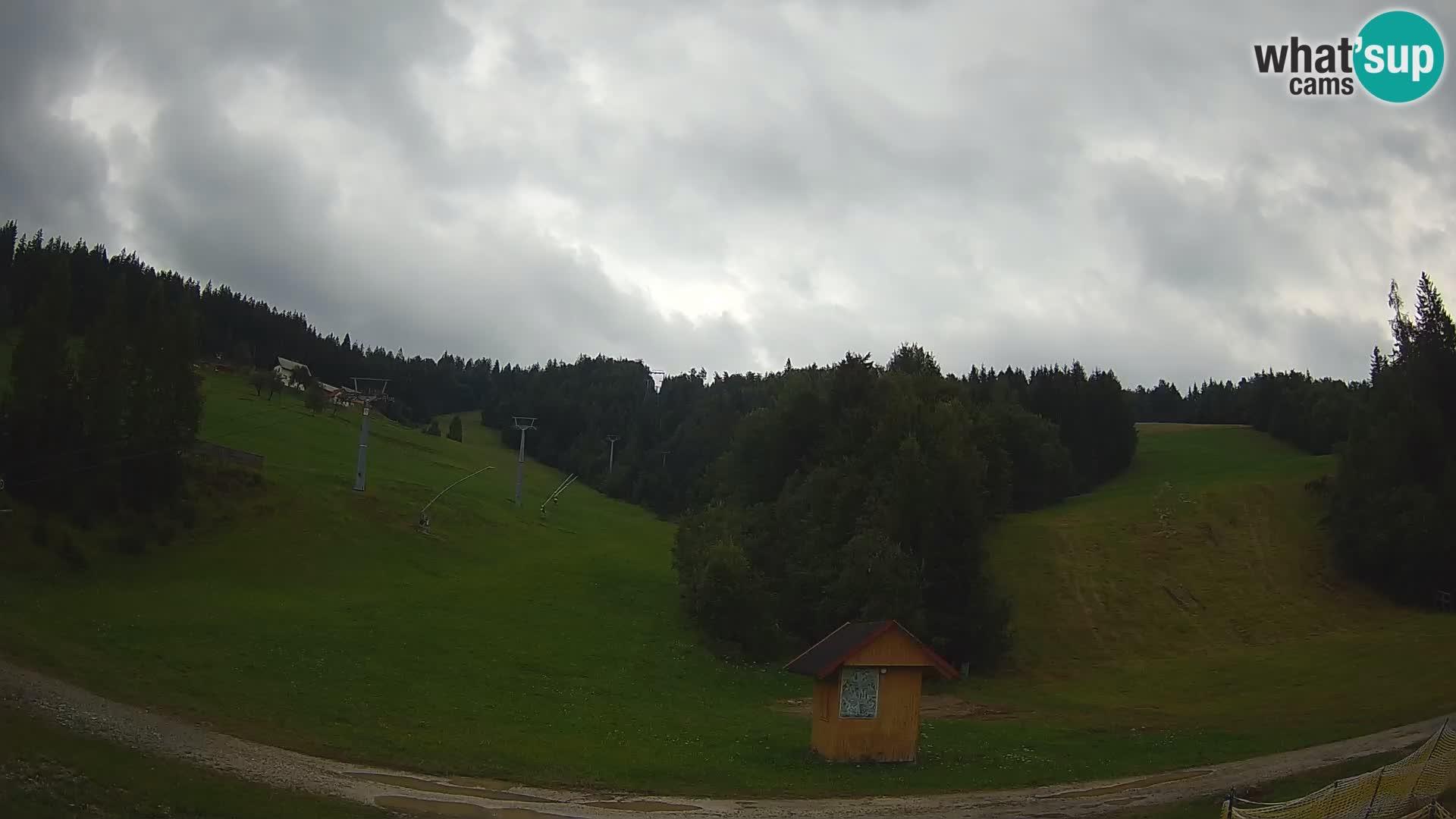 Estacion esqui Cerkno – Brdo