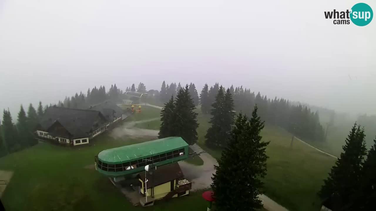 Skigebiet Cerkno – Počivalo