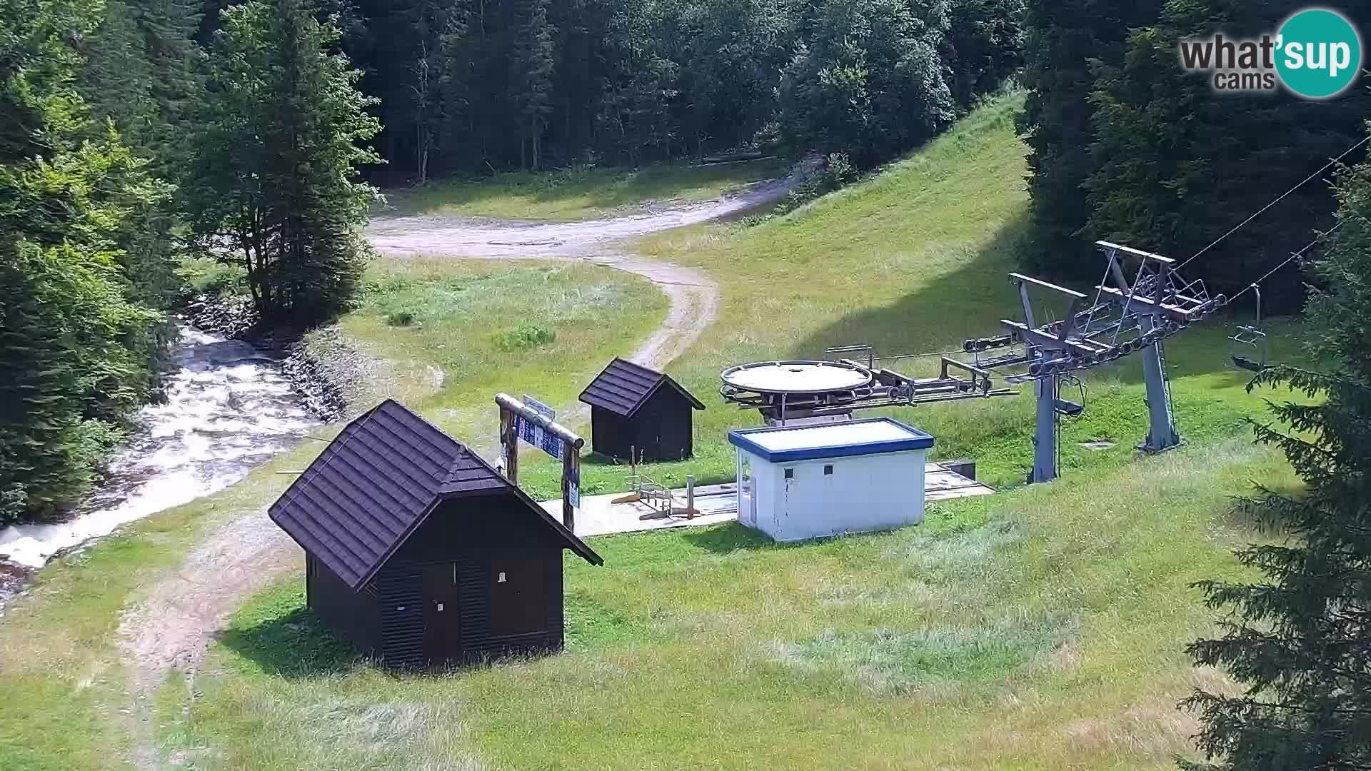 Live webcam Rogla appartamenti Dandi – Jurgovo