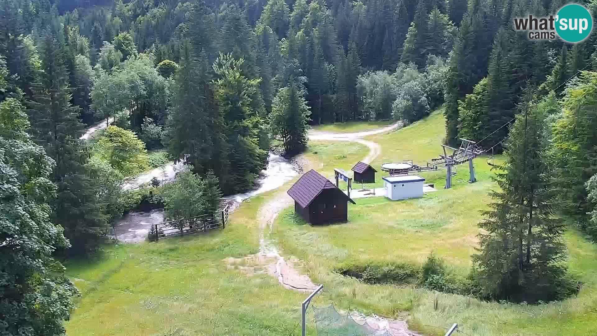 Camera en vivo Rogla appartamentos Dandi – Jurgovo