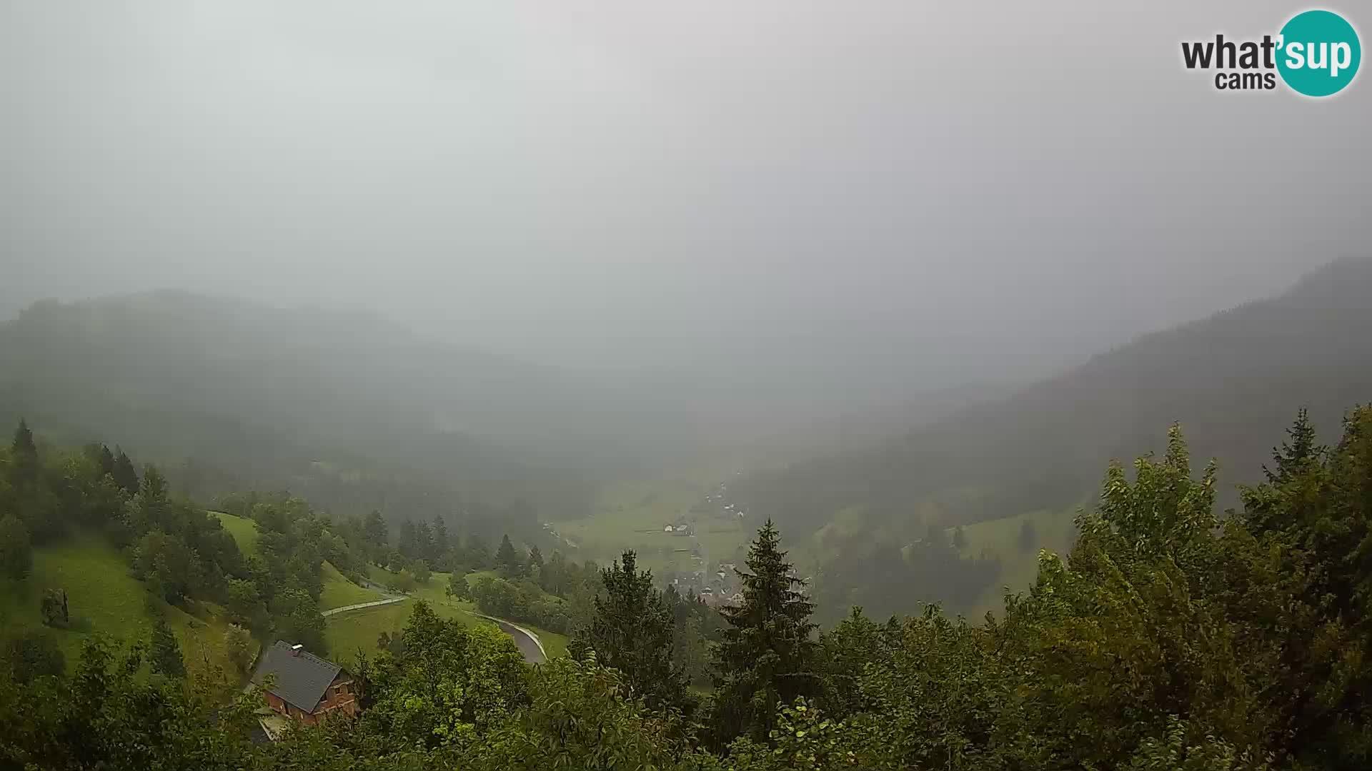 Livecam Dražgoše webcam