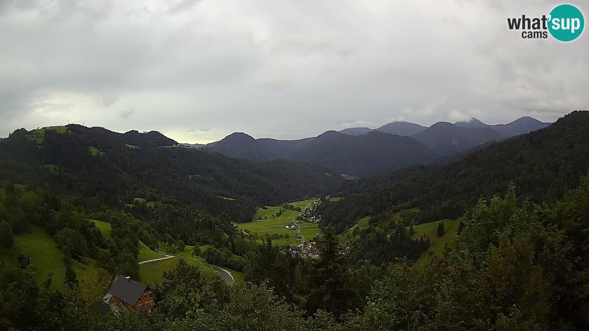 Camera en vivo Dražgoše