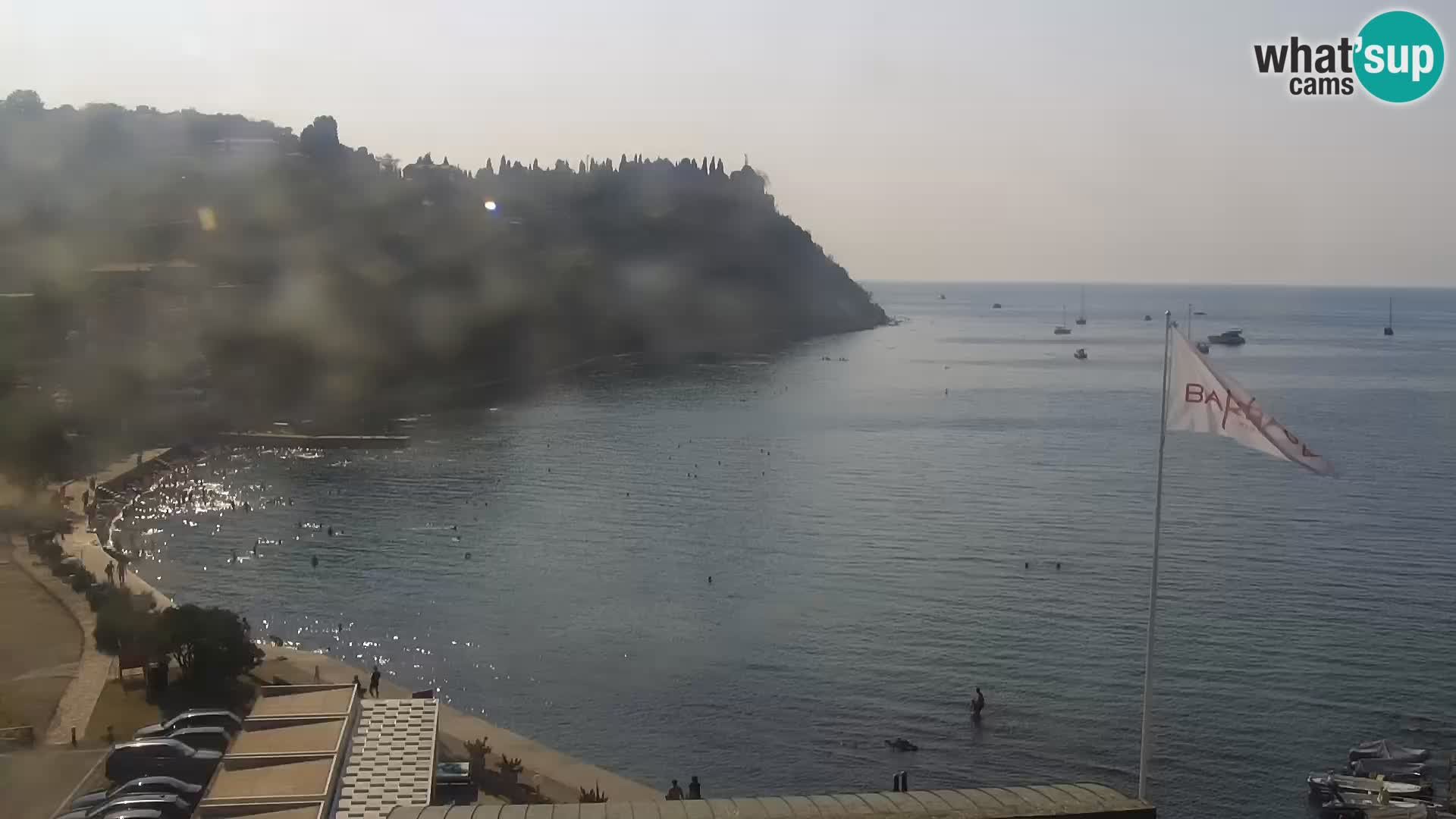 Spletna kamera Fiesa – Hotel Barbara