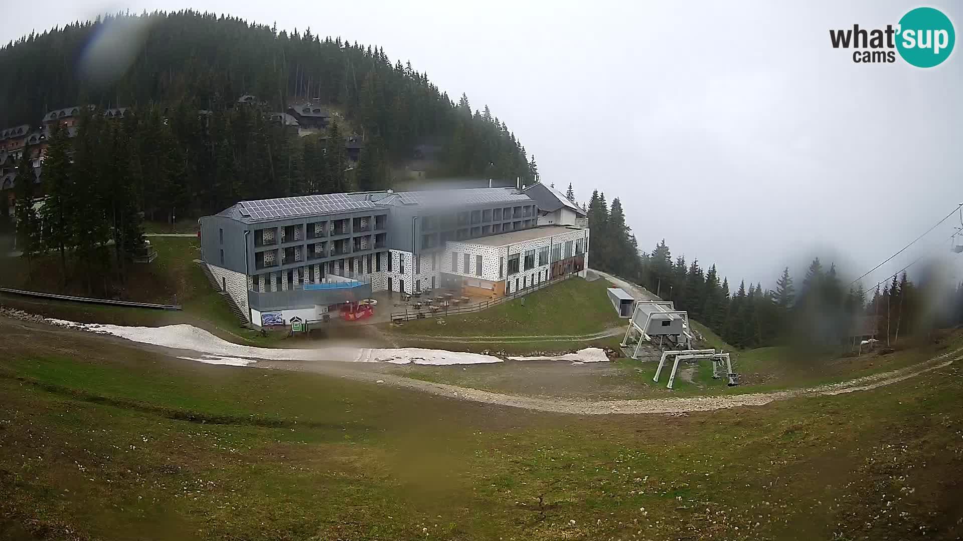 Smučarski center Golte – Hotel