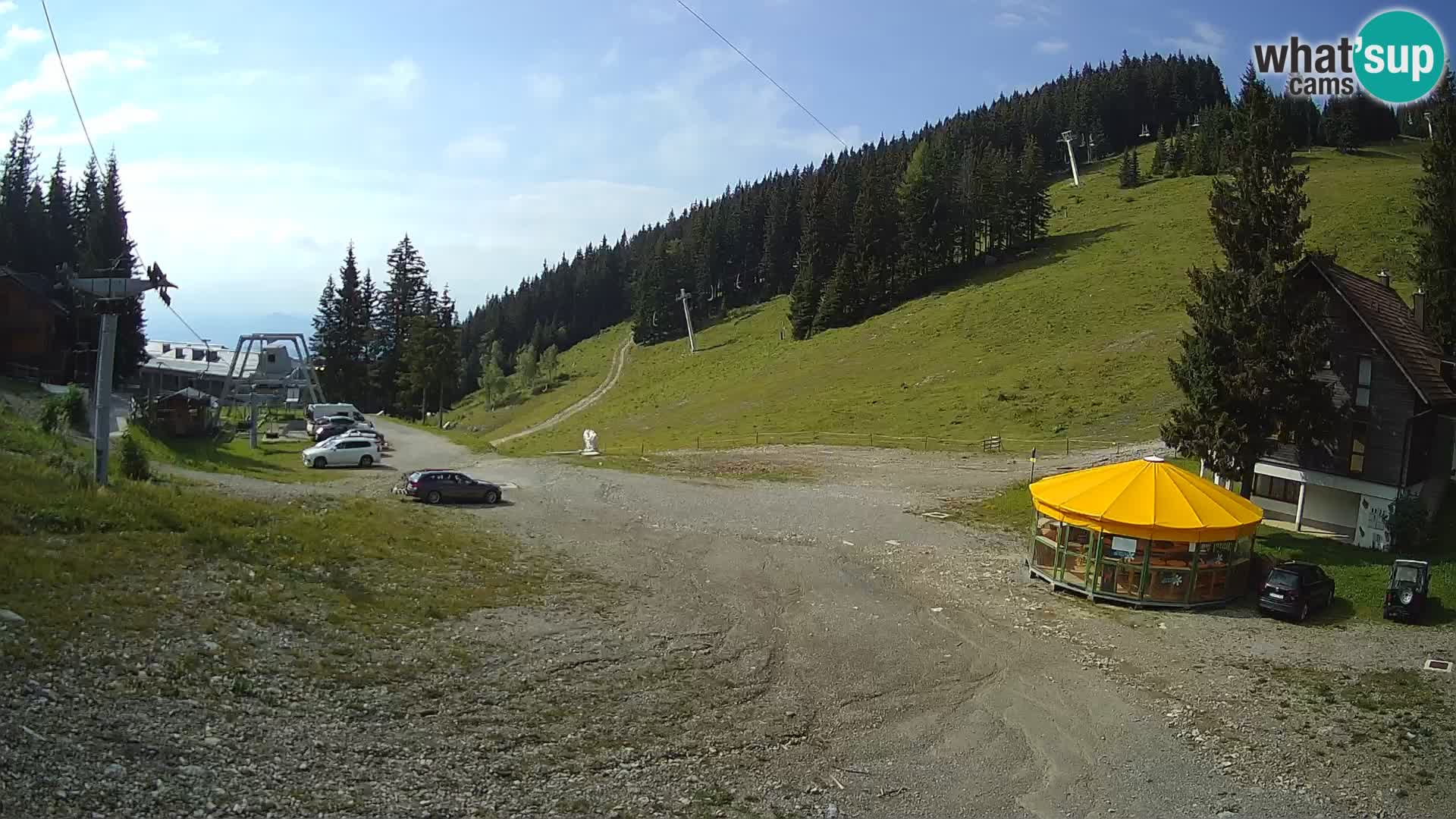 Skigebiet Golte