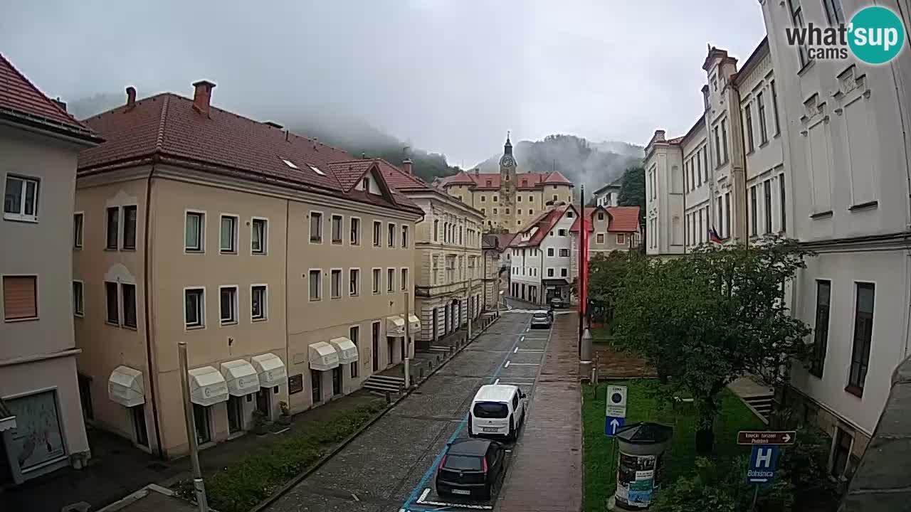 Livecam Idrija