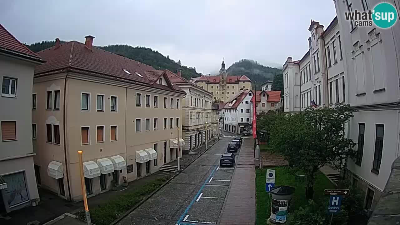 Webcam Idrija