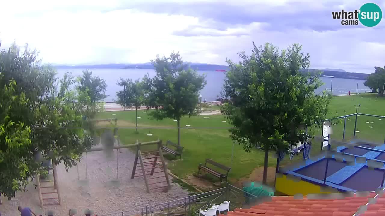 """Izola – pogled sa restorana """"Svetilnik"""""""