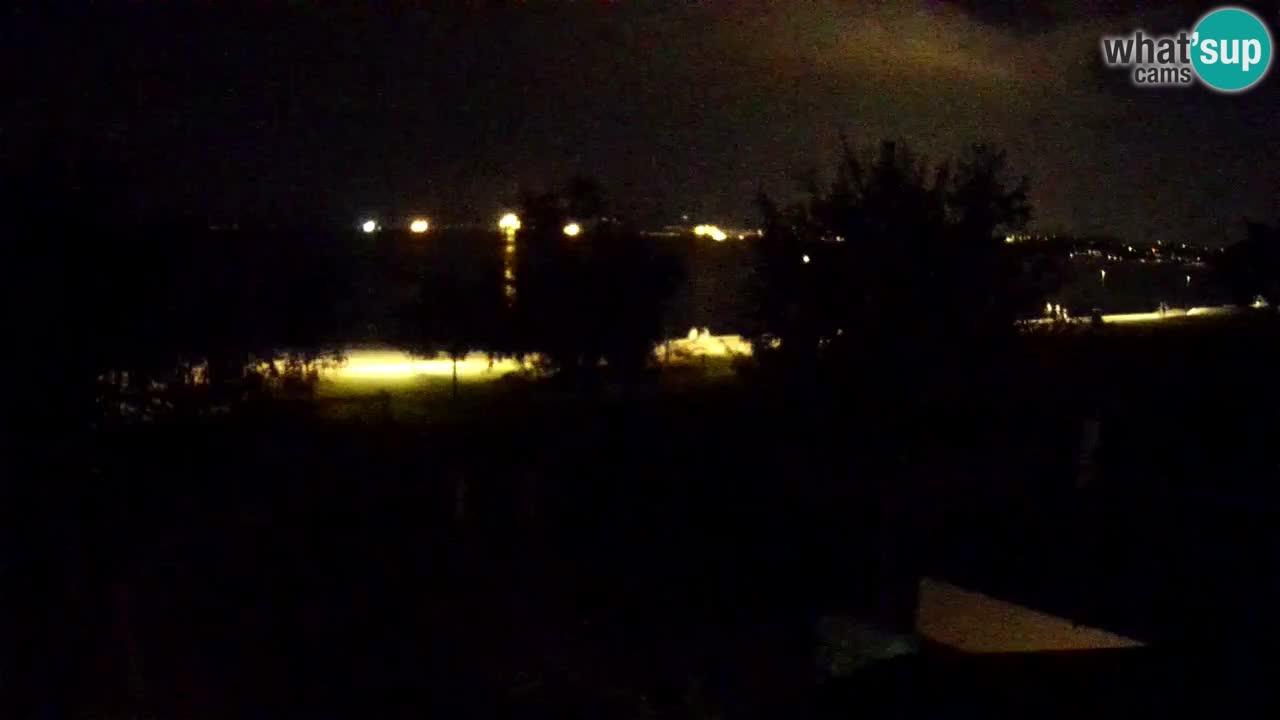 """Isola – vista dal ristorante """"Svetilnik – al Faro"""""""
